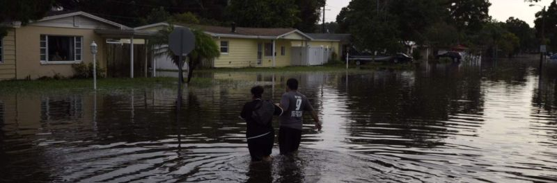 flooding(2) Zip Code Map Florida on