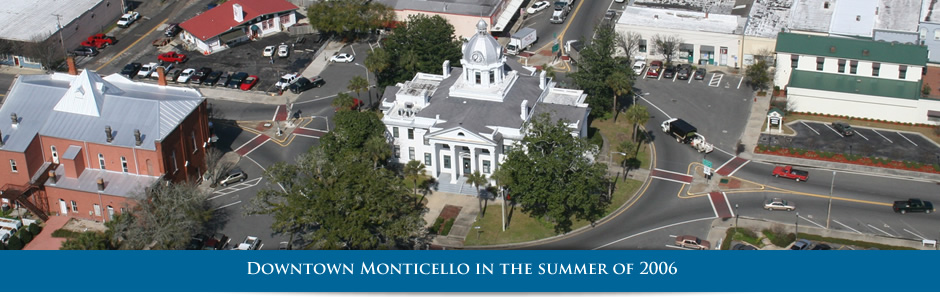Downtown Monticello
