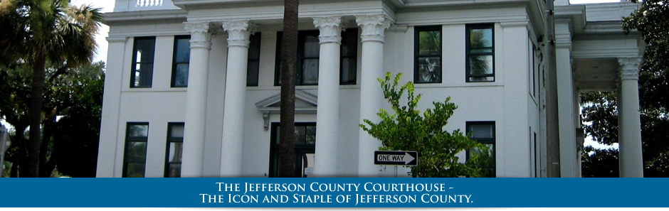 The Jefferson County Courthouse - 